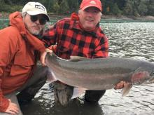BC Steelhead Fishing Tour