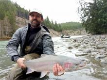 Steelhead Fishing in Kitimat