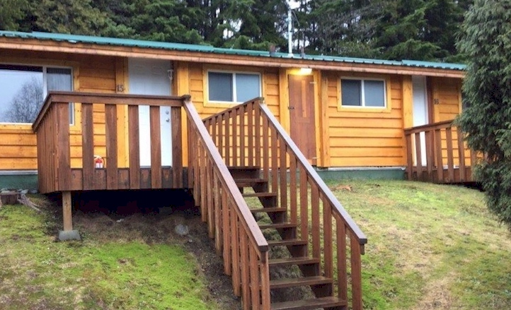 bc fishing charters cabins and lodge